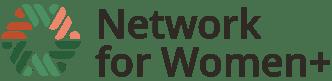 Network for Women+ logo