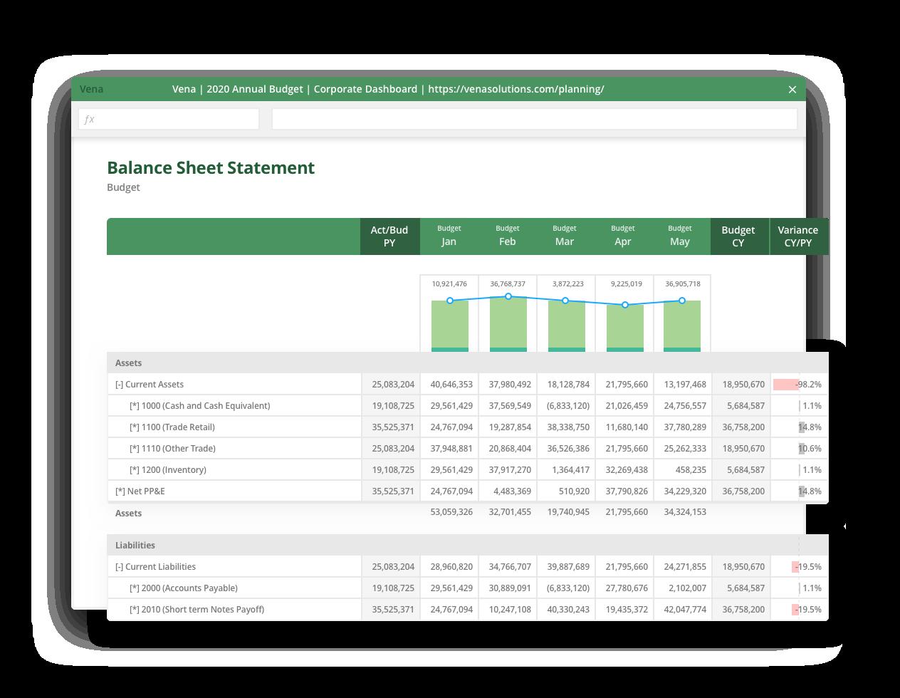 Balance Sheet Statement-HD