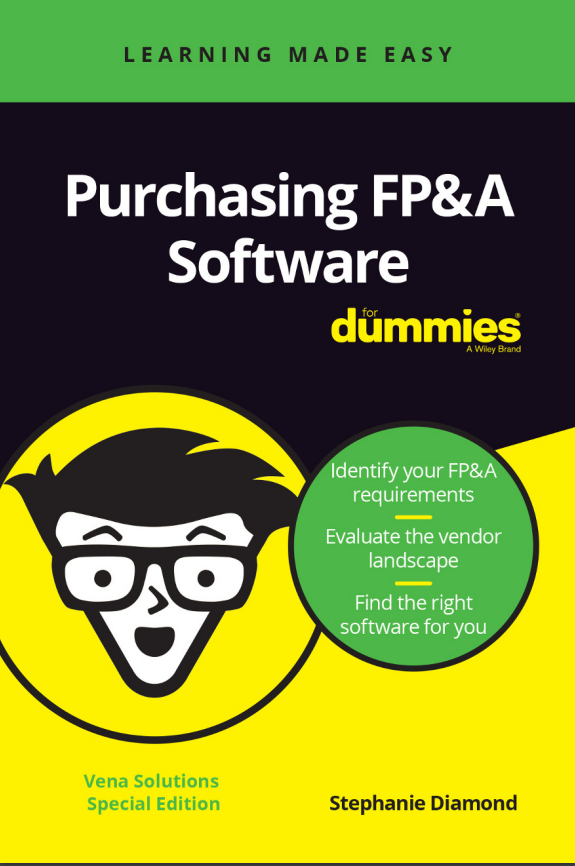 Download the eBook: Purchasing FP&A Software for Dummies