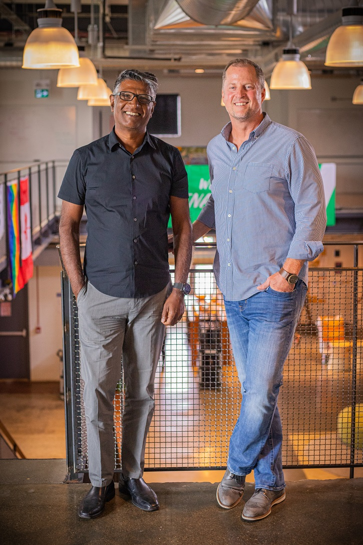 Don Mal and Hunter Madeley - Vena Taps SaaS Growth Veteran as New CEO