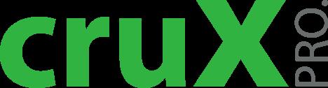 cruxPRO logo 2.0 (grijsgroen) (1)