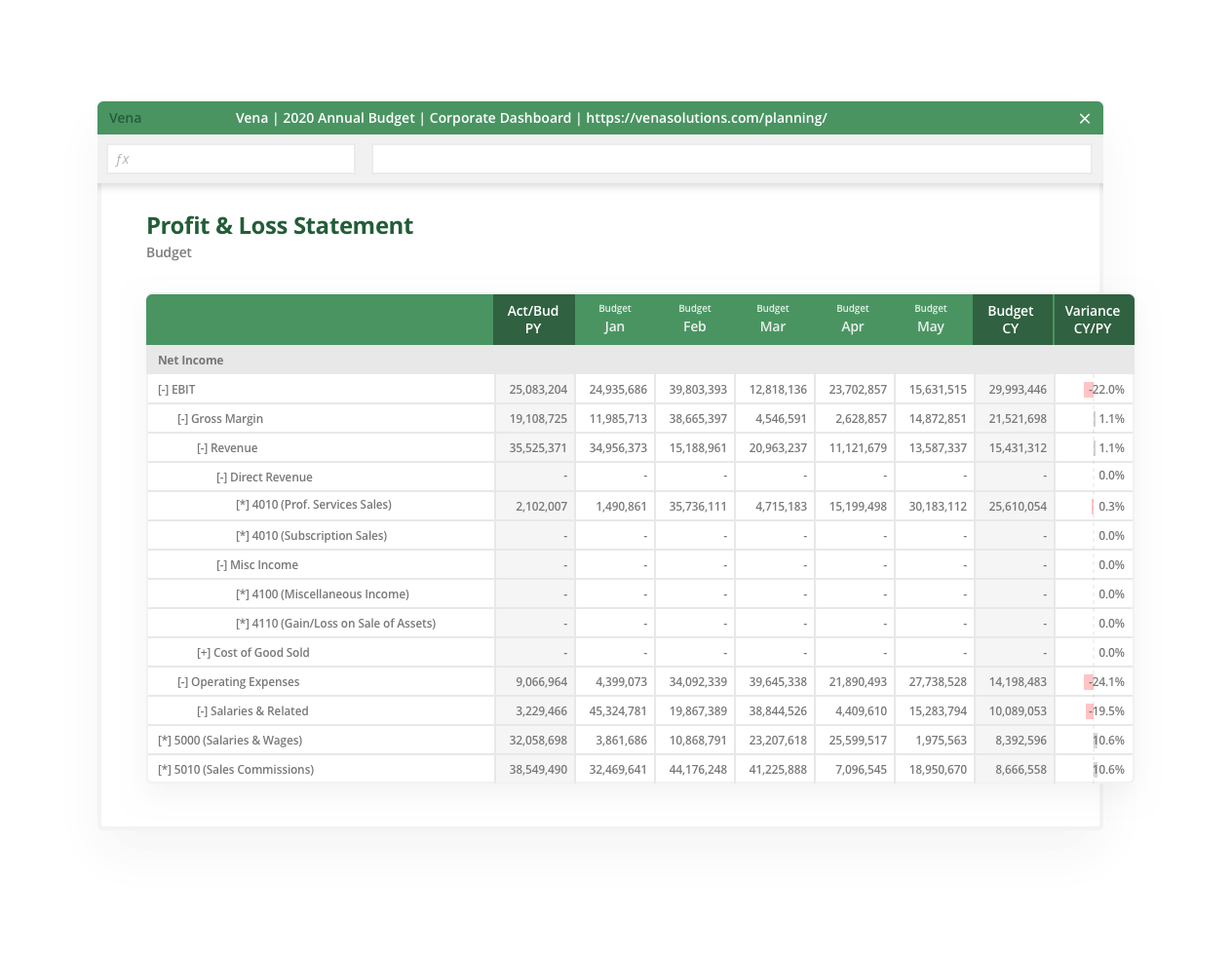 Income Statement-HD